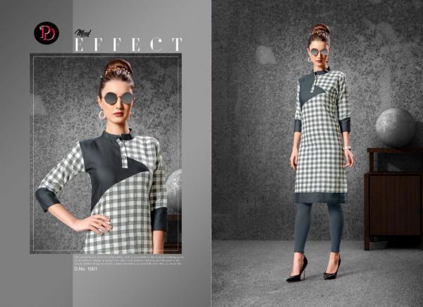 Poorvi Designer Summer Cool 1001-1006 Series