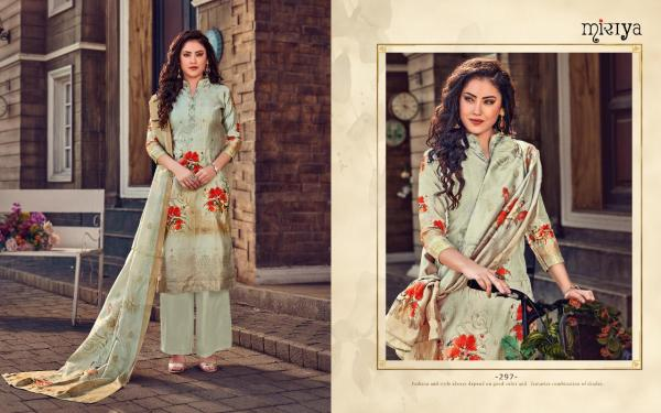 Aarav Trendz Miraya Vol-14 297-304 Series