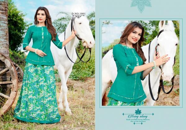 Kanika Fashion Kanishka Vol-1 1001-1006 Series