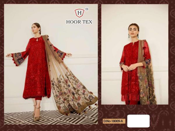 Hoor Tex Nafiza Colour Gold Vol-5 18009 Colors
