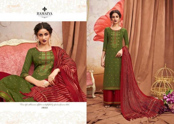 Kessi Fabrics Ramaiya Shalimar 10161-10168 Series