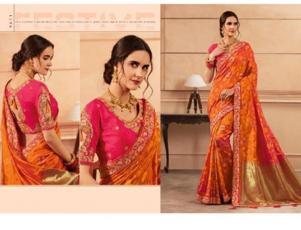 Kessi Fabrics Amber 9601-9610 Series