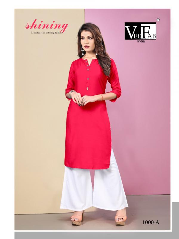 VF India Color Kit Summer Edition 1000-ABCD
