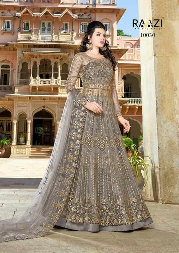 Rama Fashions Raazi Aroos 10030 Colour Plus