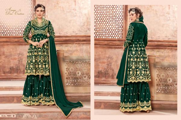 Twisha Aanaya 78000 Series 78001-78004 Series