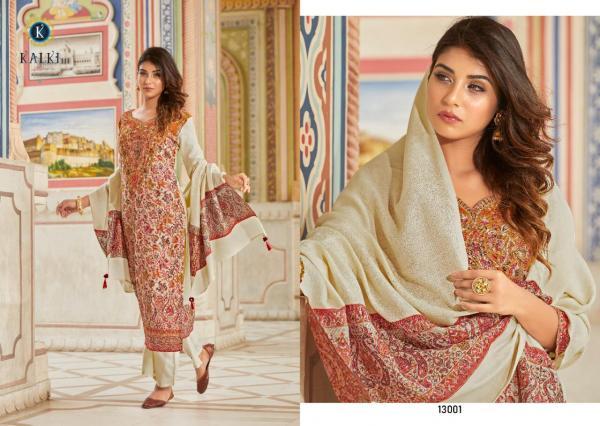 Kalki Fashion Gulmohar 13001-13008 Series