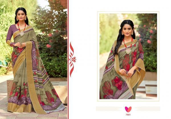 Varsiddhi Fashion Mintorsi Vedangi 7901-7911 Series