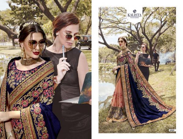 Kalista Fashion Khwaab Vol-13 6969-6976 Series