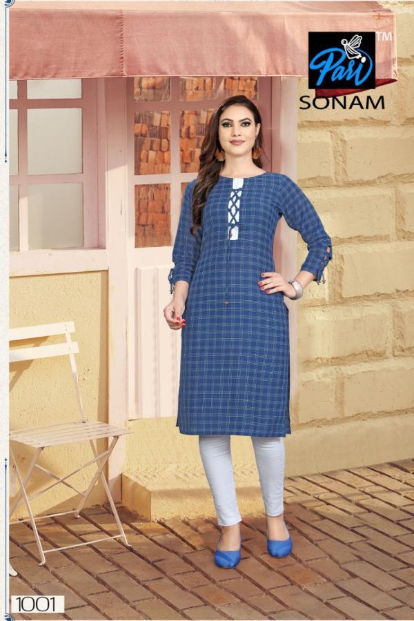Pari Fashion Sonam 1001-1006 Series