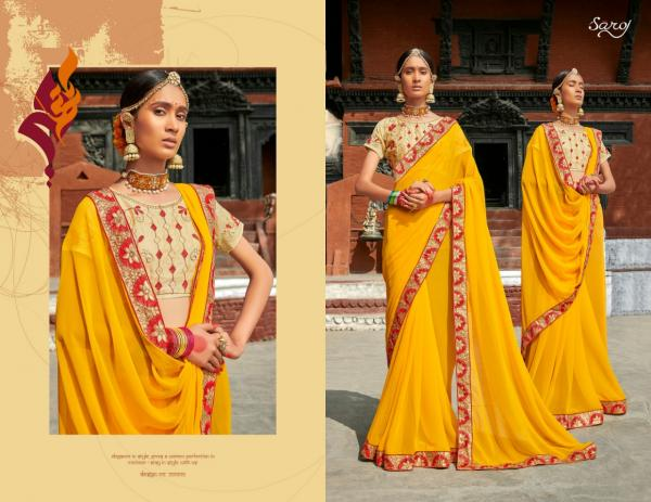 Saroj Saree Sarara 200001-200006 Series