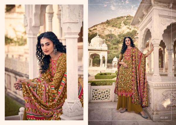 Belliza Designer Aisha Vol-2 462-001-462-010 Series