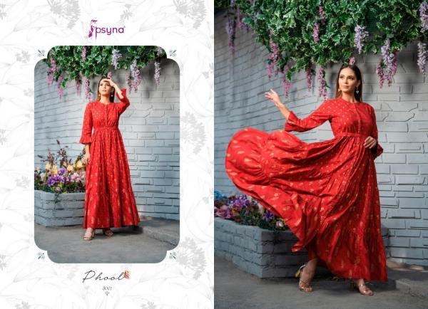 Psyna Phool Vol-3 3001-3008 Series