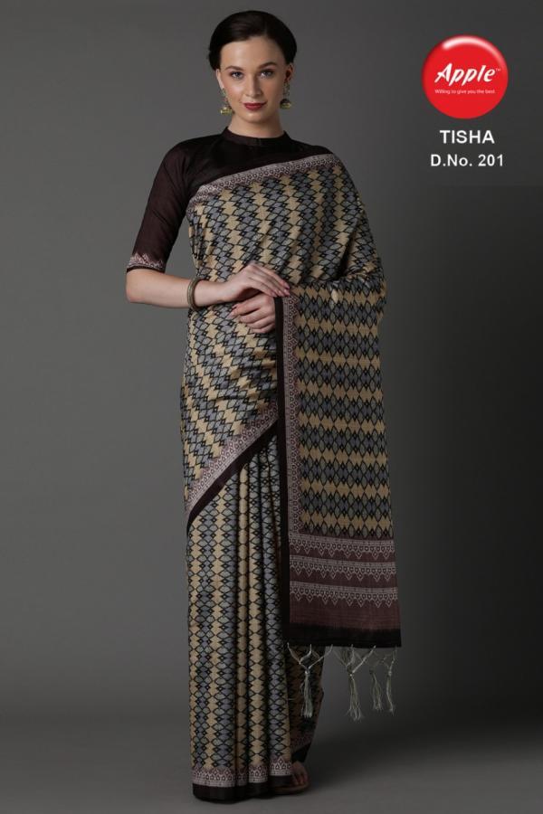 Apple Saree Tisha Vol-2 201-212 Series