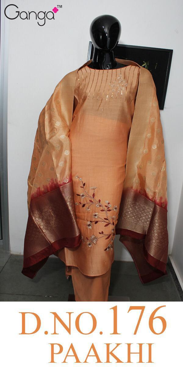 Ganga Paakhi-179 176-181 Series