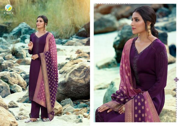 Vinay Fashion Kaseesh Esteem 13111-13118 Series