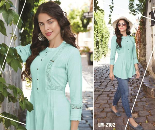 Kessi Lymi Esteem Vol-2 NX 2102-2106 Series