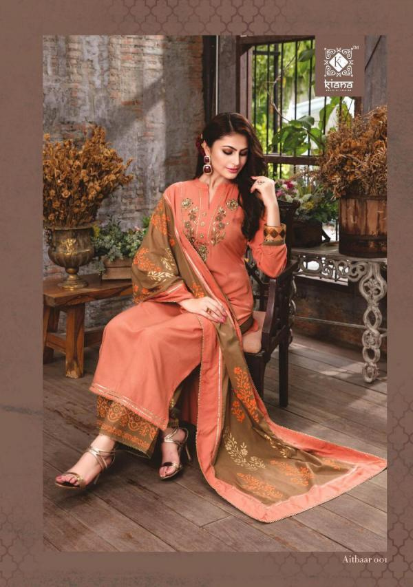 Kianaa Fashion Aitbaar 001-008 Series