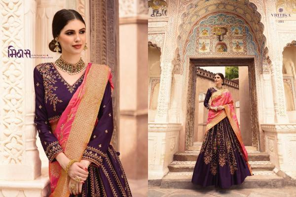 Vritika Lehenga Sparsh Vol-10 1001-1010 Series