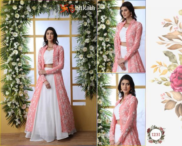 Khushboo Bridesmaid Vol5 1231-1234 Series