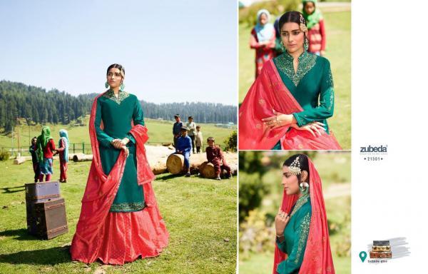 Zubeda Aahana 21301-21308 Series