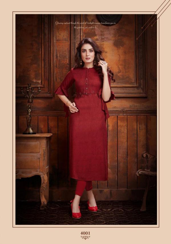 Vivils Silk Mills Seher Vol-4 4001-4007 Series
