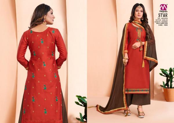 Meghali Suits Star 5283-5288 Series