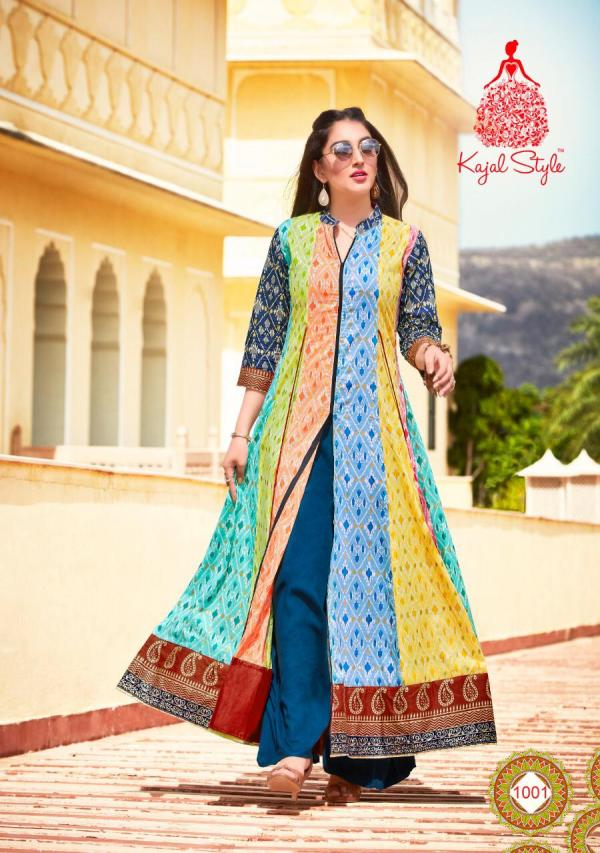Kajal Style Zubeda Vol-1 1001-1008 Series