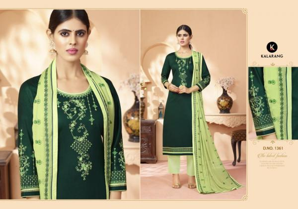 Kajree Fashion Kalarang Sashiya 1361-1364 Series