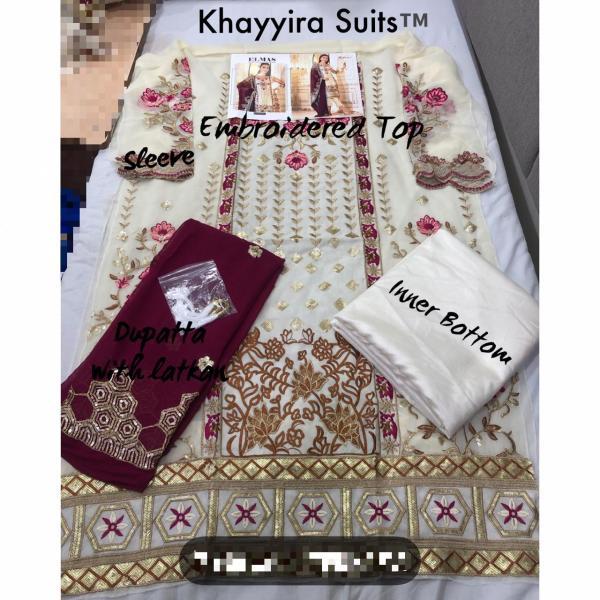 Khayyira Suits Elmas 1001 Real Image