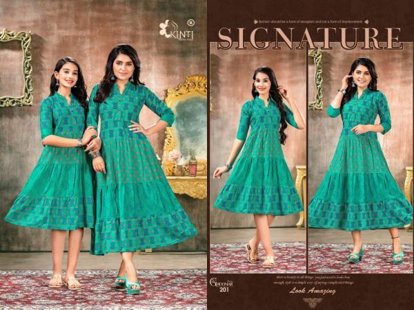 Kinti Fashion Ghoomar Vol-2 201-210 Series