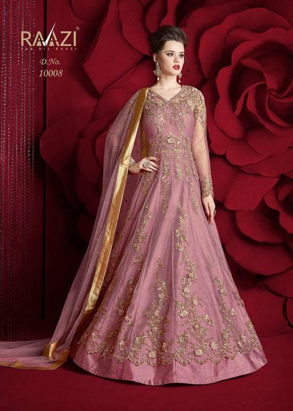 Rama Fashions Raazi Aroos 10008 Colors