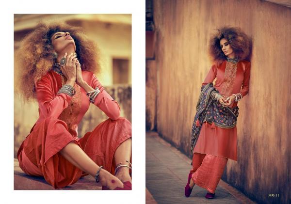 Varsha Fashion Mehreen 11-18 Series