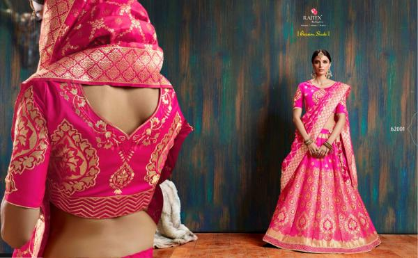 Rajtex Kaynaath The Bridal Affair Bridal Lehenga Collection 62001-62006 Series