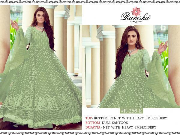 Ramsha Fashion Light Nx R-256 Colors