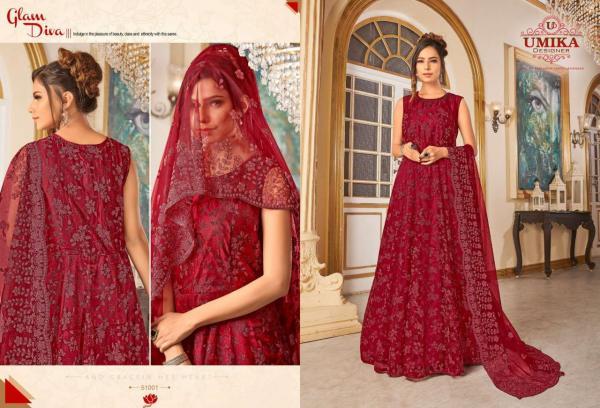 Umika Diya Readymade Gowns 51001-51011 Series