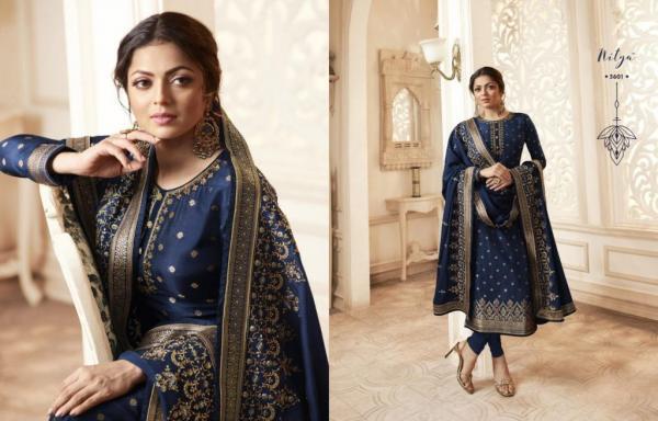 LT Fabrics Nitya Vol-156 5601-5605 Series
