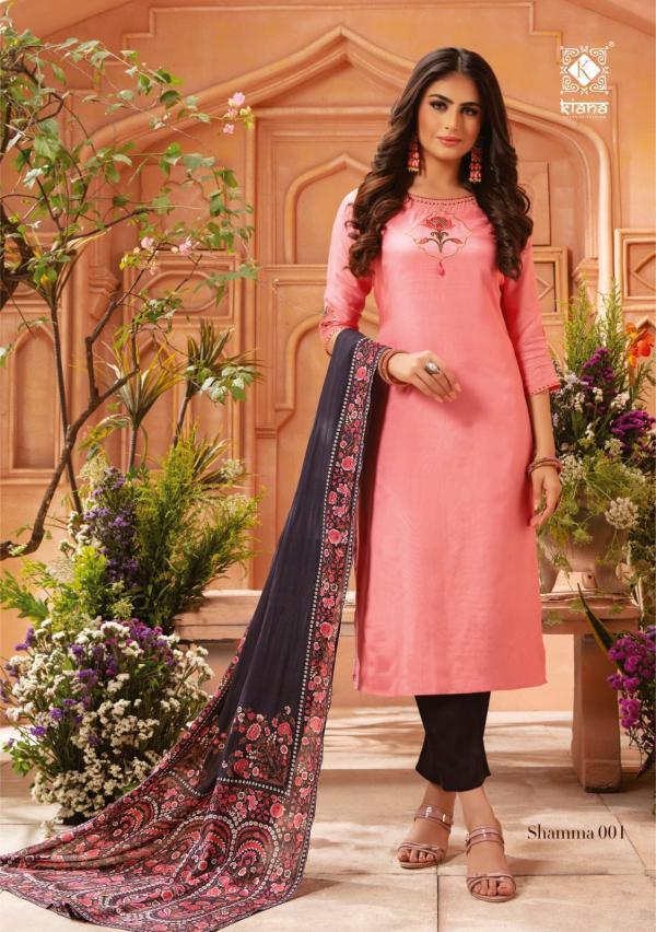 Kiana Fashion Shamma 001-008 Series