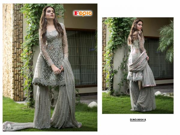 Fepic Rosemeen Sanober Blockbuster Vol-3 054 Colors