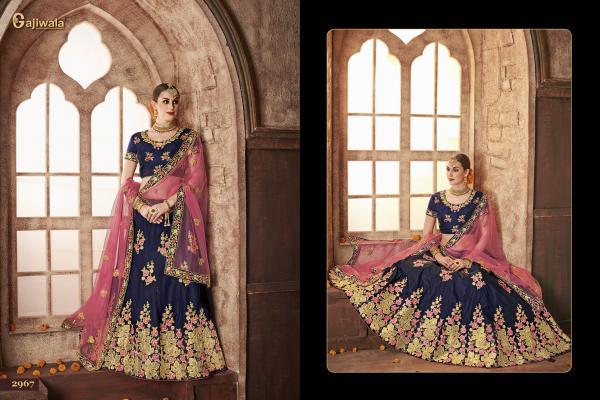 Gajiwala Lehenga Aryaa 2967-2975 Series