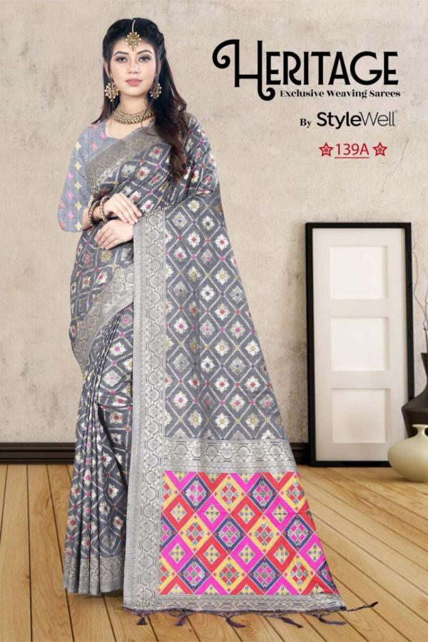 Stylewell Heritage 139 Colors