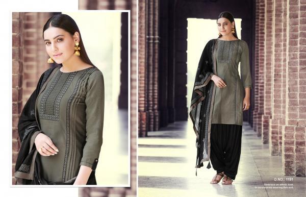Kajree Fashion Arties by Patiyala Vol - 2 1191-1199 Series