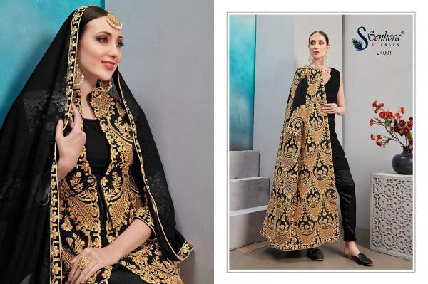 Senhora Dresses Shabnam Vol-24 24001-24004 Series