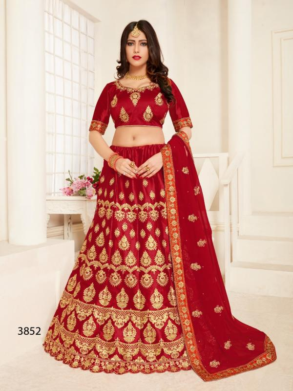 Sanskar Style The Wedding Vol-2 3852-3857 Series