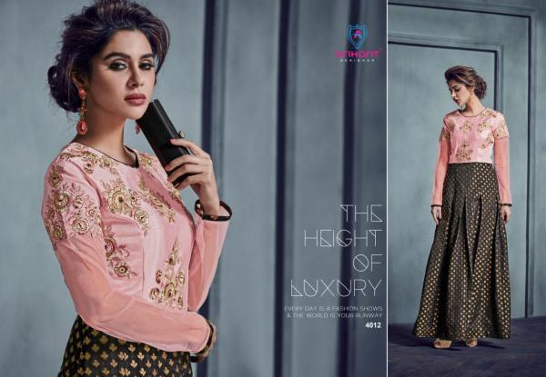 Arihant Designer Silky Vol-2 NX 4012-4017 Series