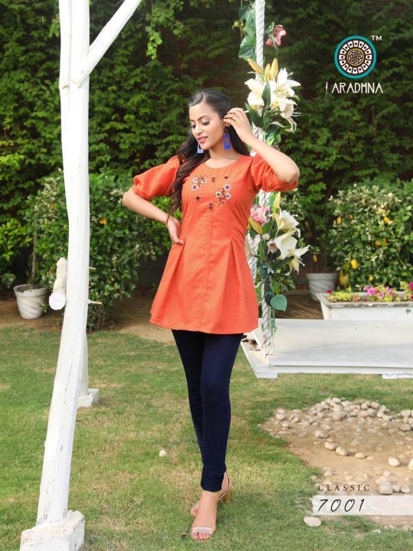 Aradhna Fashion Classic Vol-7 7001-7010 Series