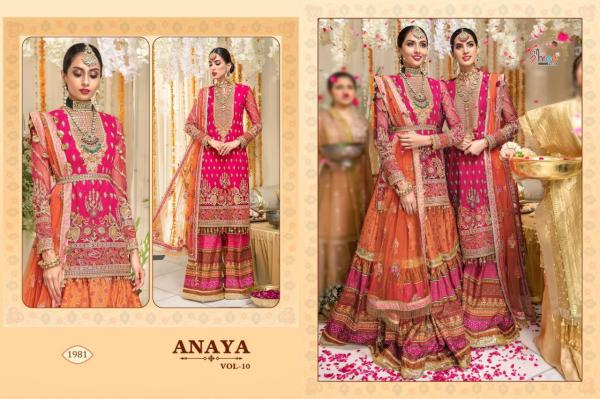 Shree Fabs Anaya Vol-10 1981-1986 Series