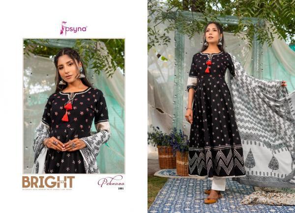 Psyna Designer Pehnava New Edition 1001-1006 Series