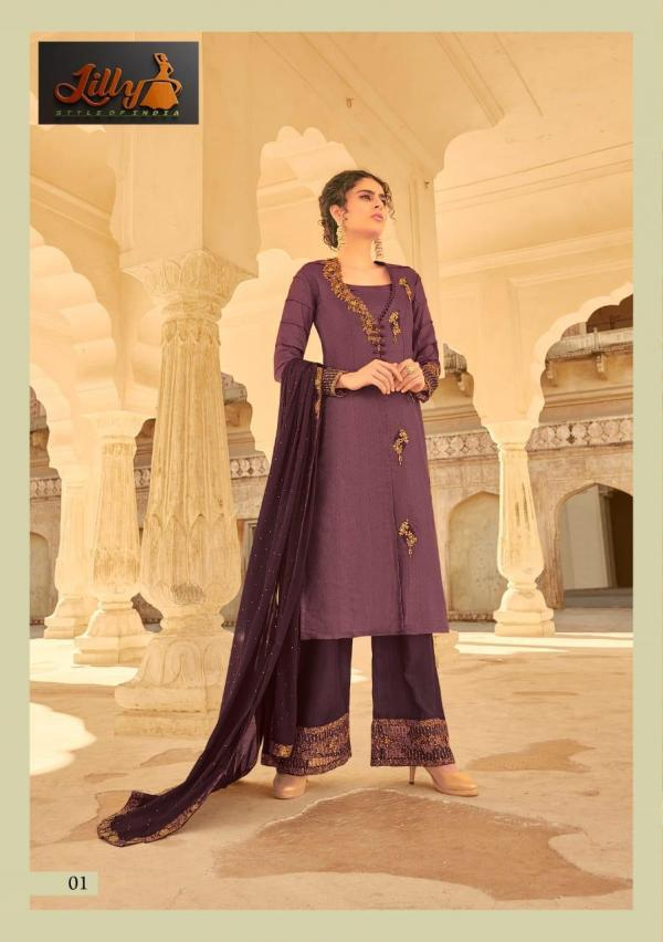 Lilly Style of India Sampann 01-06 Series