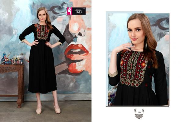 Fashion Talk Alankar Vol-2 201-210 Series