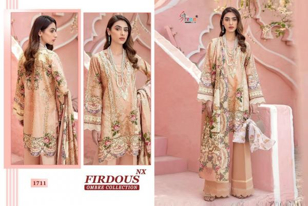 Shree Fab Firdous Nx Ombre Collection 1711-1718 Series